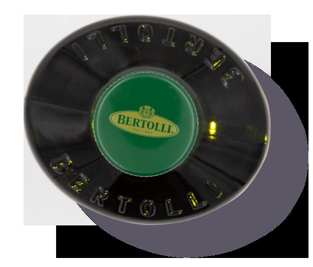 Botella de acite Bertolli