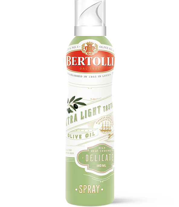 Bertolli Delicate Extra Light Olive Oil
