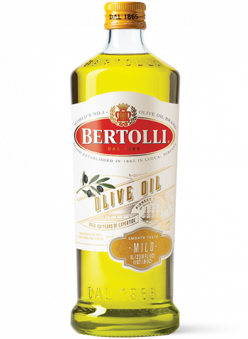 Bertolli Mild Olive Oil Bottle