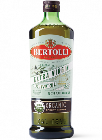 Bertolli's Organic Robust Extra Virgin Olive Oil