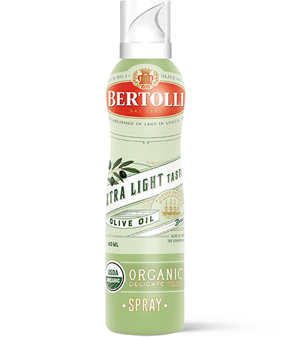 Bertolli Organic Delicated Extra Light