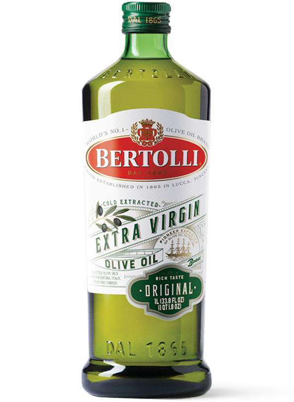 Bertolli Original Extra Light Bottle