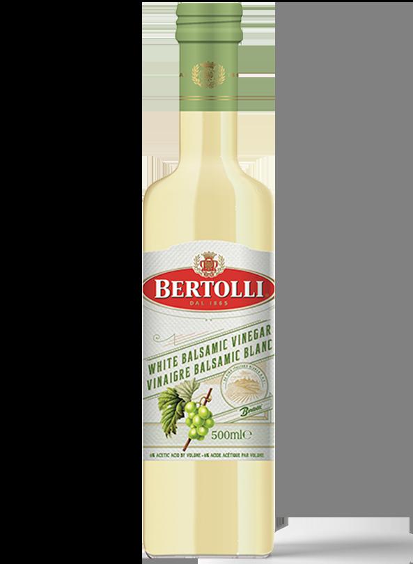 White Balsamic Vinegar Bottle